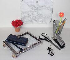 Set Of 10 Bling Office Desk Accessories Desktop Dorm Room