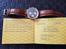 Original Breitling Navitimer Uhr, Gold 18K, Bj. 2000