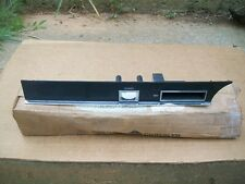 1967 68 Chrysler 300 Newport New Yorker NOS MoPar EMERGENCY FLASHER DASH BEZEL