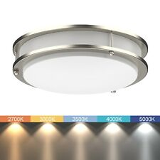 LED Ceiling Light | ALL-IN-ONE Adjustable Light Color | Dimmable | 10