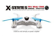Xtreme Drone X-300c Quadcopter FPV Real Time Camera Inclusa 2 4ghz Headless