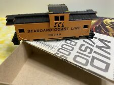 Athearn Trains in Miniature JOHN HENRY LINE VISION CABOOSE SEABOARD COST LINE