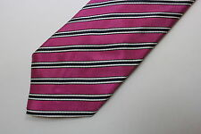 LORD BYRON  men's silk neck tie made in Italy