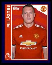 Merlin's Premier League 2018 - Phil Jones Manchester United No. 194