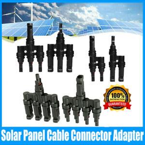 Y Solarstecker / PV Stecker,2-fach, 3-fach, 4-fach, 5-fach 6-fachSolar Verteiler