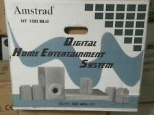 Impianto dolby sourround amstrad ht100 blu - nuovo