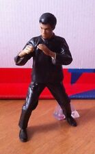 BRUCE LEE ACTION FIGURE PVC KUNG FU STYLE  nuovo