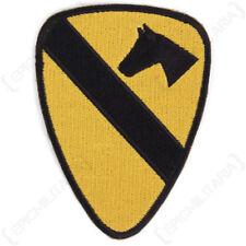 1st Cavalry Patch - Air Cav Vietnam Korea WW2 Repro Patch Uniform Insignia New