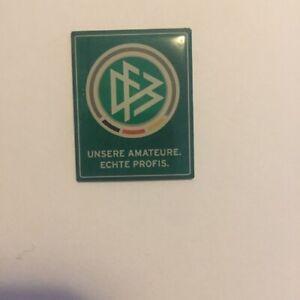 DFB Deutscher Fussball Bund Unsere Amateure, Echte Profis Pin !!