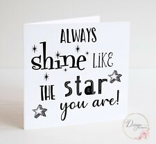 Encouragement Card - Inspirational Quote - LGBT - Always be Yourself