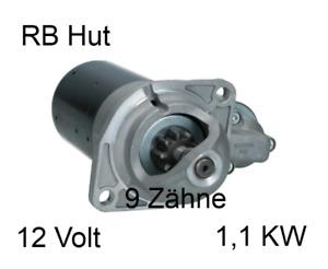 Anlasser für Ruggerini MD170 MD190 MD191 MD196 Weidemann vergl.0001107058