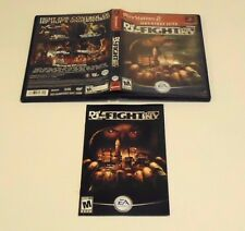 Replacement CASE & MANUAL ONLY Def Jam Fight for NY Sony PlayStation 2 NO GAME
