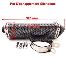 38mm Pot D'échappement Silencieux Pour Chinese Pit Dirt Bike ATV Quad Motorcycle