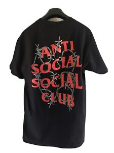 Anti Social Social Club Tee T Shirt no supreme off white jordan