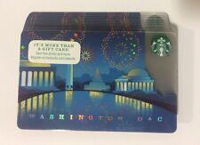 2014 Starbucks Washington DC Cards - Lot of 25