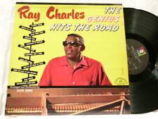 RAY CHARLES Genius Hits the Road Ralph Burns Hank Crawford ABC 335 mono LP