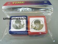 RARE TVXQ Tohoshinki Japan live tour TIME 2013 Nissan stamp set U-know Max