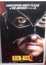 Cinema Poster: KICK-ASS 2 2013 (Motherf****r One Sheet) Christopher Mintz-Plasse