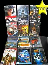 LOTTO STOCK 12 GIOCHI VANGUARD STARWARS MIRROR'S TOMB RAIDER NEW PC ITA STOCK59