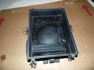 OEM 1998 Mercedes Benz ML320 Lower Air Filter Housing Box Base Panel, container