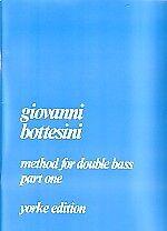 BOTTESINI METHOD FOR DOUBLE BASS Part 1