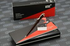 Montblanc Heritage Rouge et Noir Tropic Brown Ballpoint Pen - UNUSED