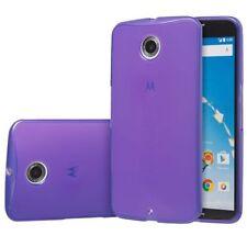 Étuis, housses et coques violets Motorola Nexus 6 pour téléphone mobile et assistant personnel (PDA) Google