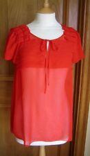 Jaeger Hip Length Silk Blouses for Women
