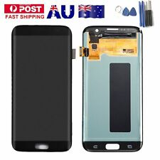 For Samsung Galaxy S7 Edge G935F LCD Display Touch Screen Digitizer Black+tools