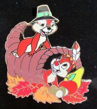 Chip & Dale – Thanksgiving – 2006 Disney Pin