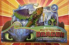 How To Train Your Dragon-ERET w/ SKULLCRUSHER