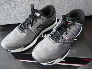 SAUCONY : HURRICANE 22  Running / Jogging  Trainers  **Mens Size 11.5 / Grey**