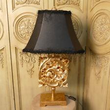 Tischlampe Goldfarben Guter Zustand Attraktiv Und Langlebig Tischleuchten