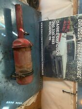 Ih Farmall 300 Row Crop Oil Bath Air Cleaner Assembly Antique Tractor Nice