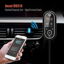 Car OBD2 Code Reader Scanner Bluetooth 4.0 Auto Gauge for iPhone Android BD310