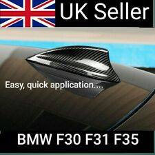 BMW F30 Carbon Fiber Shark Fin Antenna For BMW 3 series  F30 4 series F32