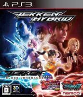 Tekken Hybrid [Japan Import] [PlayStation 3]