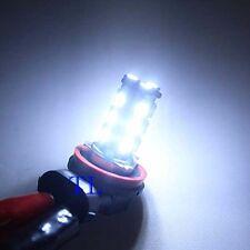(1 PC) H11 Xenon LED Chip 18 SMD Xenon White 6000K Lamp Light Bulb For Bike