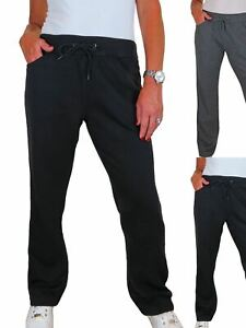 Paulo Due Womens Soft Cotton Straight Leg Tracksuit Bottom With Pockets 10-22