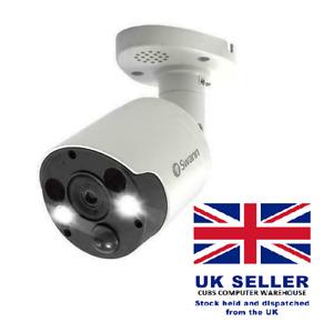 Swann SWPRO-4KMSFB CCTV Indoor & outdoor 4K Security camera 3840 x 2160 pixels