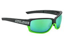 Gafas SALICE Mod.017RW NEGRO-VERDE Lente verde/GLASSES salice 017RW Negro-verde