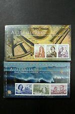 AUSTRALIA 1999 World Philatelic Ex.Navigators IMPERF. M/S<100 sets>