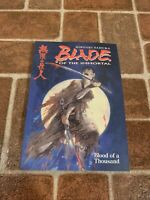 Blade Of The Immortal Blood Of A Thousand English Manga Dark Horse FREE SHIPPING