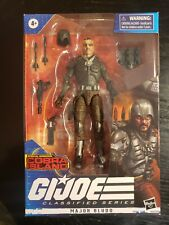 GI Joe Classified Series Major Bludd Exclusive Cobra Island Mint New