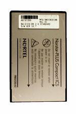 Nortel Norstar Cics Na Cics Dr 20 Standard Sw V107 Software A0737350
