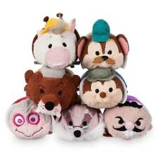 "NEW Authentic Disney Parks Mr Toad's Wild Ride FULL Set of 7 Tsum Tsum Mini 3.5"""