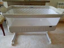 Culla neonato co-sleeping regolabile, materasso incluso - usata ma lavata