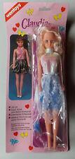 Vintage - Claudia - 1980er ans Poupée Mannequin - George wentoys - -