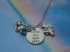 Alice in Wonderland Disney Jewellery (1968-Now)
