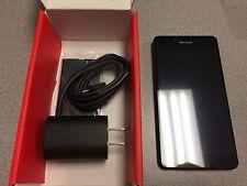 Microsoft Lumia 950 32GB Matte Black (AT&T) Unlocked Smartphone B* COSMETICS.